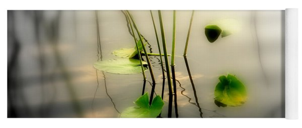 Harmony Zen Photography II Yoga Mat