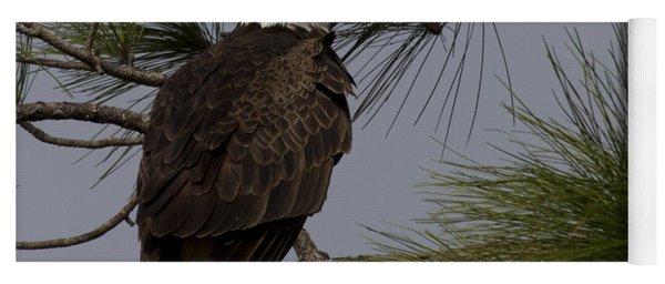 Harriet The Bald Eagle Yoga Mat