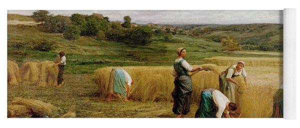 Harvest Yoga Mat
