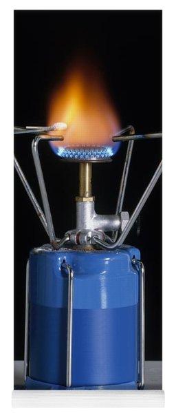 Heating Sodium Chloride Yoga Mat