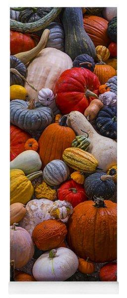 Heirloom Harvest Yoga Mat