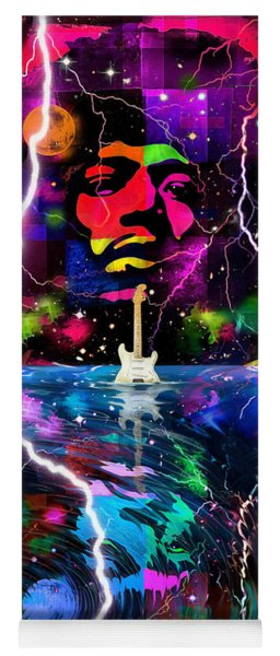 Hendrix Astro Man Yoga Mat