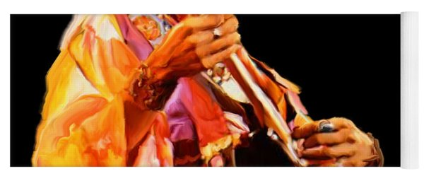 Hendrix Yoga Mat