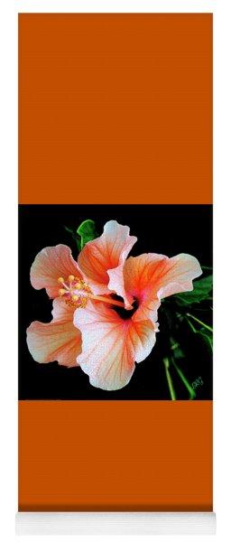 Hibiscus Spectacular Yoga Mat
