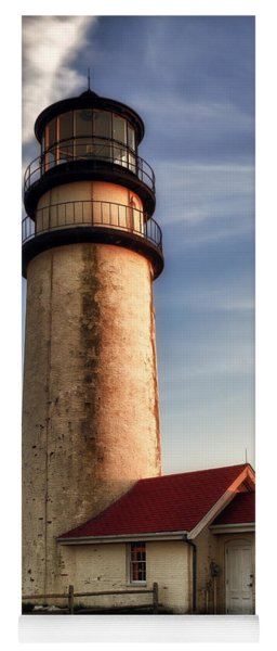 Highland Lighthouse Yoga Mat