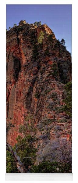 Hiking Angels Yoga Mat