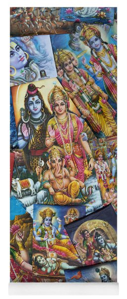 Hindu Deity Posters Yoga Mat