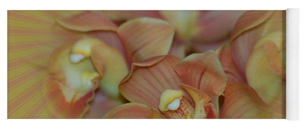 Hippy Orchid Yoga Mat