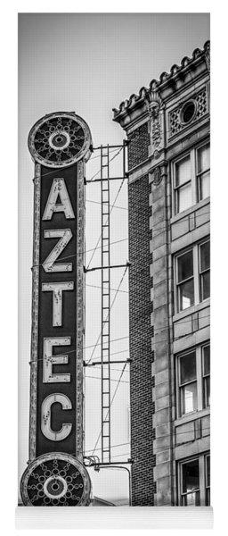 Historic Aztec Theater Yoga Mat