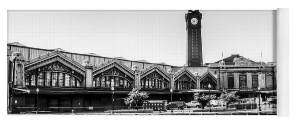 Hoboken Terminal Tower Yoga Mat