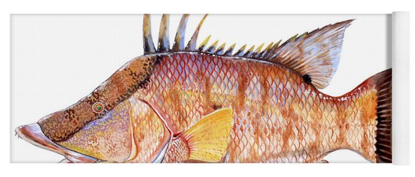 Hog Fish Yoga Mat