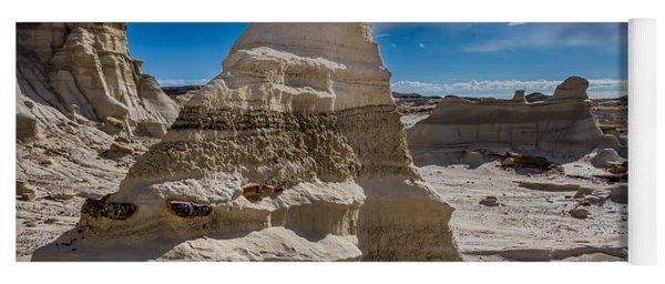 Hoodoo Rock Formations Yoga Mat