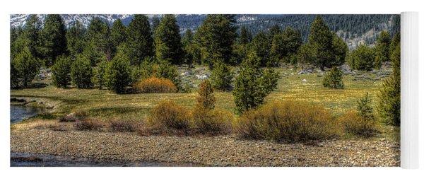 Hope Valley Wildlife Area Yoga Mat