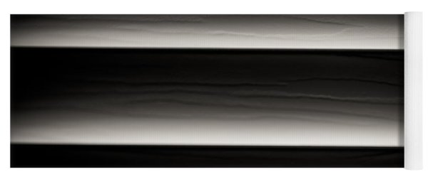 Horizontal Blinds Yoga Mat
