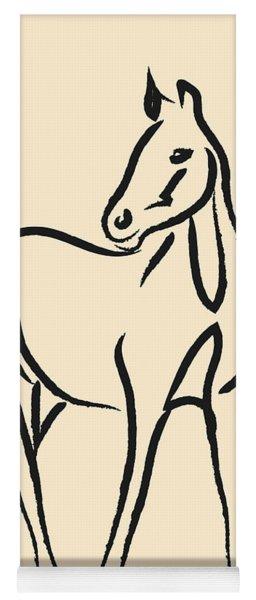 Horse - Grace Yoga Mat