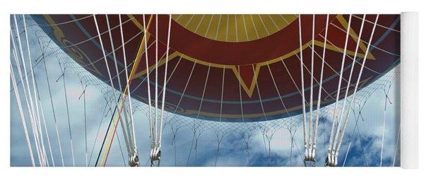 Hot Air Baloon Yoga Mat