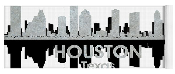 Houston Tx 4 Yoga Mat