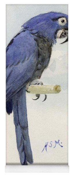 Hyacinth Macaw Yoga Mat