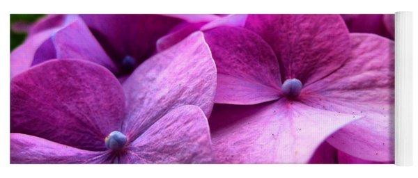 Hydrangea Bliss Yoga Mat