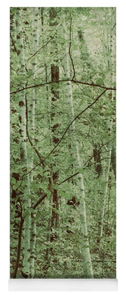 Dreams Of A Forest Yoga Mat