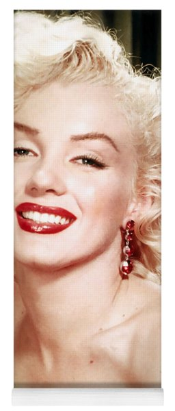 Iconic Marilyn Monroe Yoga Mat
