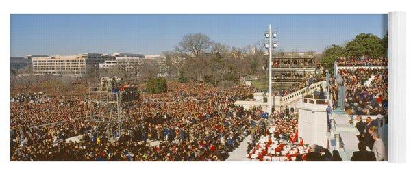Inauguration Of President William Yoga Mat