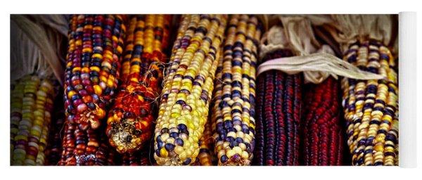 Indian Corn Yoga Mat
