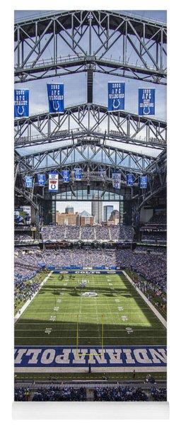 Indianapolis Colts 2 Yoga Mat
