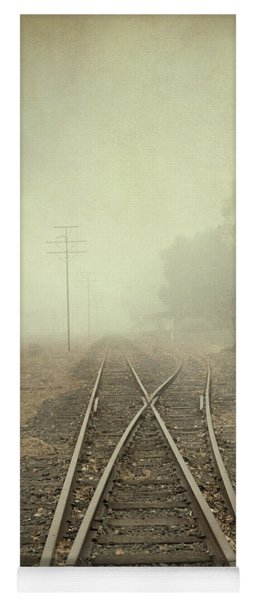 Into The Fog Yoga Mat
