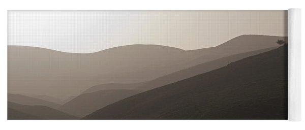 Into The Israel Desert - 1 Yoga Mat