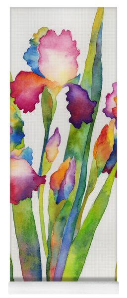 Iris Elegance Yoga Mat