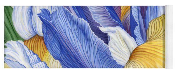 Iris Yoga Mat