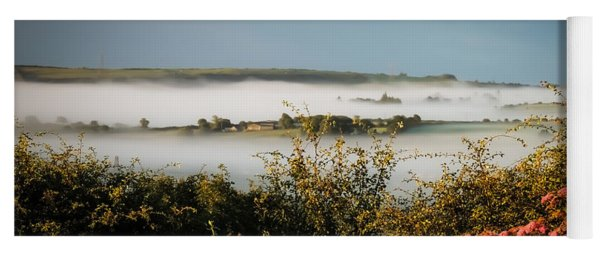 Irish Mist Over Lissycasey Yoga Mat
