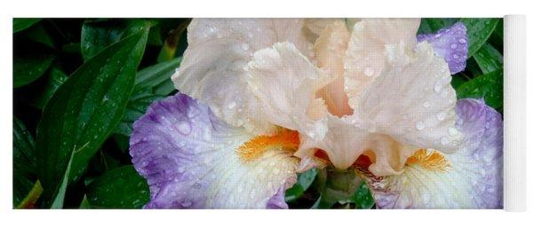 Irresistible Iris Yoga Mat