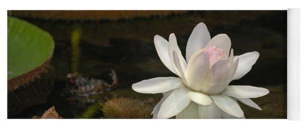 Ischian Water Lily Yoga Mat
