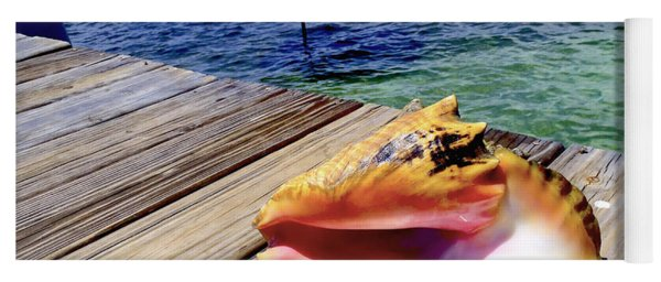 Island Conch Yoga Mat