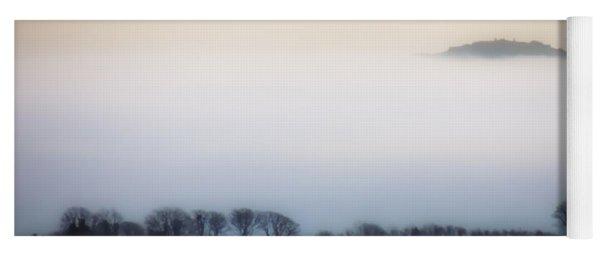 Island In The Irish Mist Yoga Mat