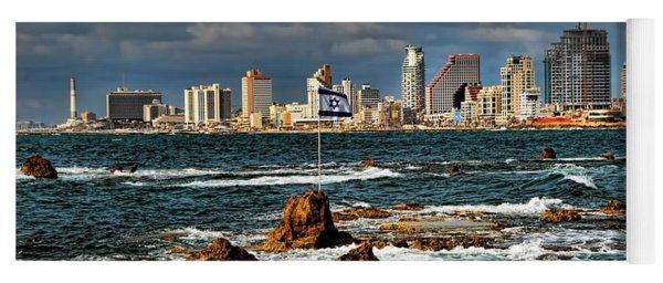 Israel Full Power Yoga Mat