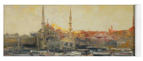 Istanbul- Hagia Sophia Yoga Mat
