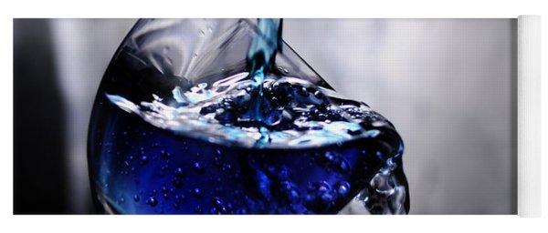 It Is Blue Yoga Mat