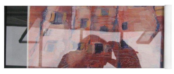 Italian Painting Reflection Yoga Mat