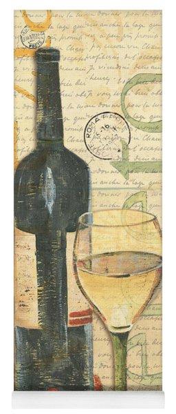 Italian Wine And Grapes 1 Yoga Mat