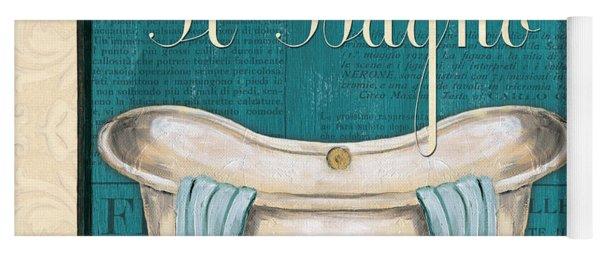 Italianate Bath Yoga Mat