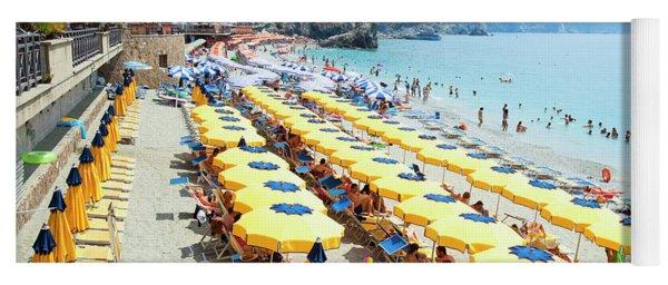 Italy Cinque Terre Monterosso - Yoga Mat