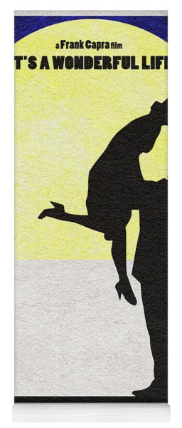 It's A Wonderful Life Yoga Mat