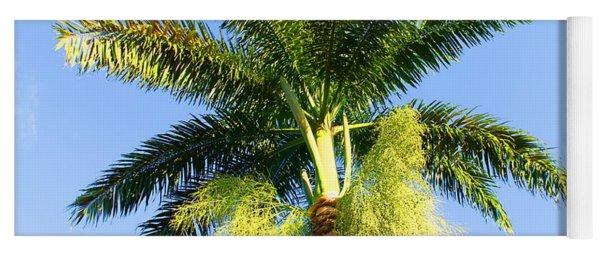 Jamaican Palm Yoga Mat