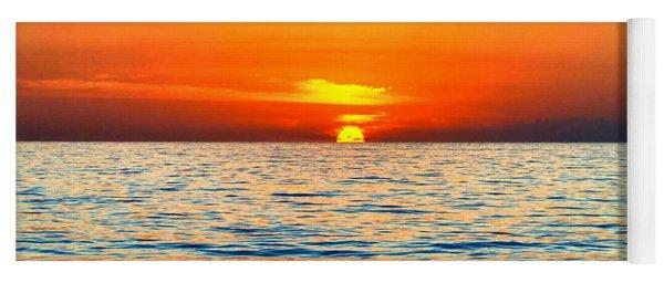 Jamaican Sunset2 Yoga Mat