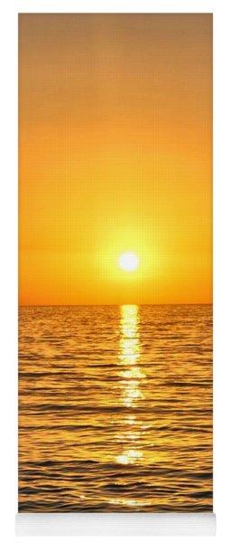 Jamaican Sunset3 Yoga Mat
