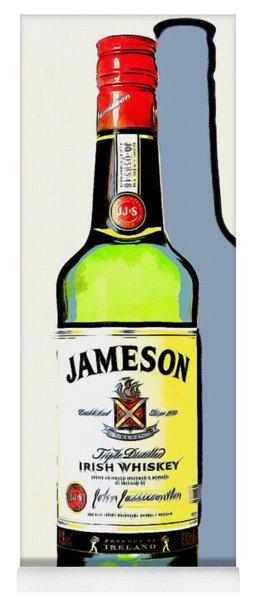 Jameson Irish Whiskey 20140916poster Yoga Mat