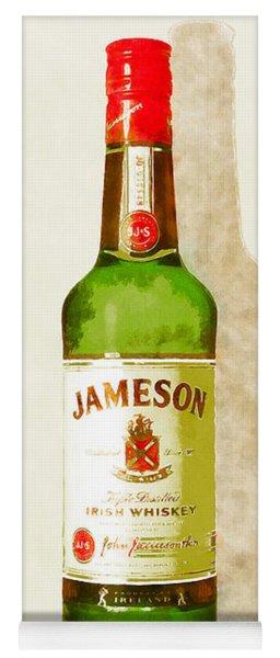 Jameson Irish Whiskey 20140916wc Yoga Mat